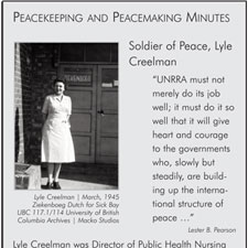 Soldier of Peace, Lyle