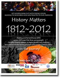 Reading and Remembrance 2012 Poster