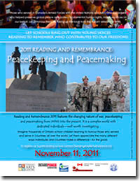 Peacekeeping and Peacemaking